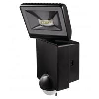 Spot à LED avec détectecteur Luxa 102 8W noir