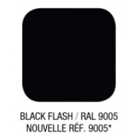 Option couleur BLACK FLASH / RAL 9005