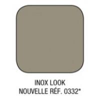 Option couleur INOX LOOK