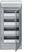 Coffret étanche Vector 4 rangées 12 modules