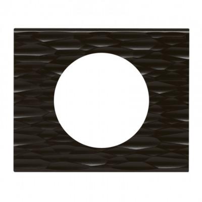 plaque 1 poste c liane corian goug c liane mati res plaque appareillage legrand celiane. Black Bedroom Furniture Sets. Home Design Ideas