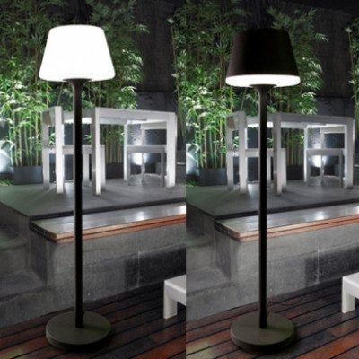 lampe sur pied d 39 ext rieur moonlight 100w luminaire sur piquet ou sur pied eclairage. Black Bedroom Furniture Sets. Home Design Ideas
