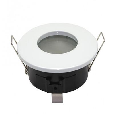 Kit spot salle de bain 6w 3000 k blanc spot sp cial for Spot led sdb