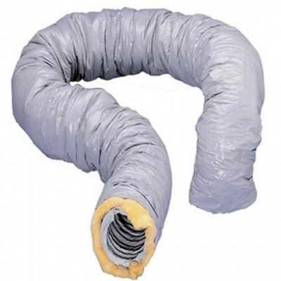 gaine isol e pvc diam 80 10m gaine pour vmc ventilation chauffage b tir moins cher. Black Bedroom Furniture Sets. Home Design Ideas