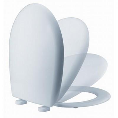 abattant wc frein de chute blanc accessoire pour toilettes espace toilettes sanitaire. Black Bedroom Furniture Sets. Home Design Ideas