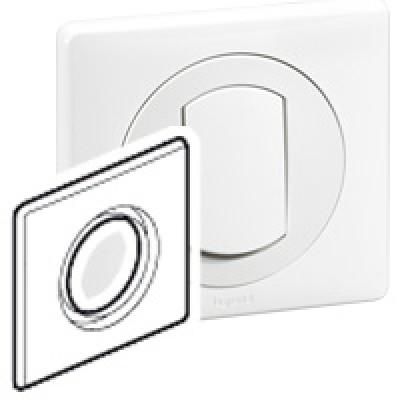 plaque c liane ip44 1 poste appareillage ip44. Black Bedroom Furniture Sets. Home Design Ideas
