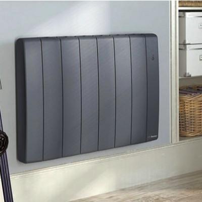 bilbao 3 gris ardoise pilotage intelligent radiateur chaleur douce thermor chauffage thermor. Black Bedroom Furniture Sets. Home Design Ideas