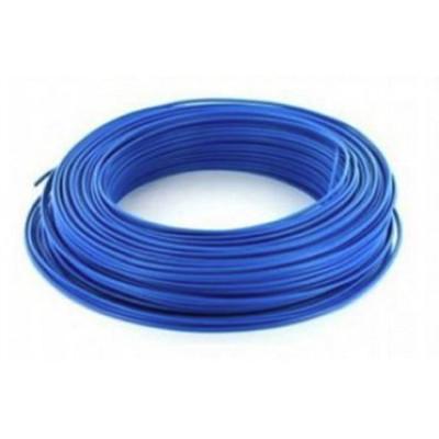fil h07vu bleu en 100m fil lectrique rigide c ble gaine electricit b tir. Black Bedroom Furniture Sets. Home Design Ideas