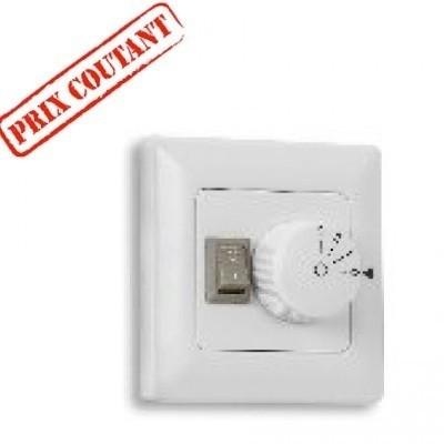 Interrupteur Pour Ventilateur De Plafond Led C4
