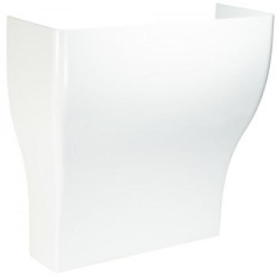 jonction goulotte gtl plafond pour gtl 13 modules. Black Bedroom Furniture Sets. Home Design Ideas