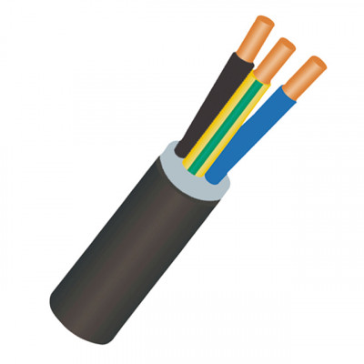 C ble ro2v 3g2 5 au m tre c ble cuivre ro2v c ble for Cable 3g2 5 brico depot
