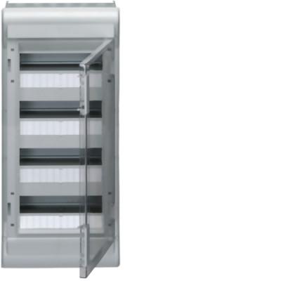 coffret tanche vector 4 rang es 12 modules tableau lectrique nu tableau lectrique hager. Black Bedroom Furniture Sets. Home Design Ideas