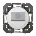Interrupteur automatique dooxie 2 fils sans Neutre finition blanc