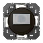 Interrupteur automatique dooxie 2 fils sans Neutre finition Noir