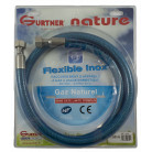 FLEXIBLE GAZ NATUREL 1.00 METRE LONGUE DUREE