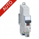 Disjoncteur Legrand DNX3 - Auto - 6A