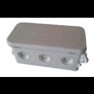 Boite de dérivation Plexo rectangulaire faible encombrement 80x40x40mm - 50030 - EUR'OHM