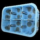 Boîte 2 x 3 postes XL Air'métic - Prof. 50
