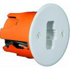 Boîte d'applique DCL diam. 54 cloison sèche - 53030 - EUR'OHM