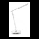 Lampe de bureau Mallet blanche à LED 5,5W