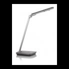 Lampe de bureau Blade grise à LED 6W