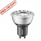 Ampoule GU10 Master LED spot 5,5W - 4000K Bâtir Moins Cher