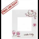 Plaque 1 poste Hello Kitty Printemps - Espace Evolution - ARNOULD - 51273