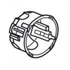 Boîte d'encastrement diamètre 80 profondeur 50 - 080188 - LEGRAND