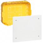 Boîte de dérivation cloison sèche 115X115
