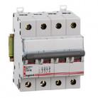 Interrupteur sectionneur tétrapolaire 40A