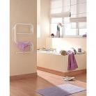 Sèche-serviettes Athena E 70W - Blanc