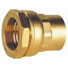 Raccord PE droit F- diamètre 32-1 - P02663 - SFERACO