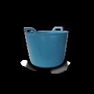 Auge en plastique bleu ciel Nº3 « FLEXTUB » (40 l)
