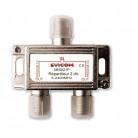 Répartiteur 2 sorties - 5/2300 MHz - ABS021P - EVICOM