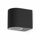 Applique Murale LED GU10 X1 Gris Anthracite