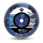 Disque diamant TVA-125 SUPERPRO pour matériaux durs TURBO VIPER