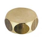 Bouchon laiton femelle 1/2 (15x21) - Riquier Adrien - 03806