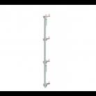 Barre de pontage verticale 4 rangées - Hager - KCN425