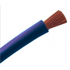Cable souple H07VK 6 Bleu 100M - 10185279-100 - NEXANS