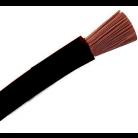 Cable souple H07VK 6 Noir au mètre - 10185280 - NEXANS
