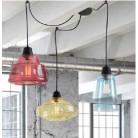 Luminaire Color avec 3 diffuseurs