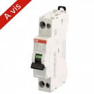 Disjoncteur ABB borne à vis 16A