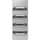 Tableau électrique Gale'O 4 rangées de 13 modules