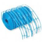 Grillage avertisseur bleu pour l'eau - 100m