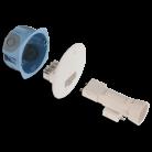 Boîte applique DCL complète diam. 67 XL Air'métic - 53077 - EUR'OHM