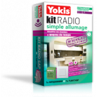 Kit Radio Simple Allumage - Radio POWER - KITRADIOSAP - Yokis