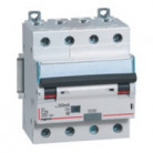 Disjoncteur différentiel tétrapolaire 25A type AC 30mA
