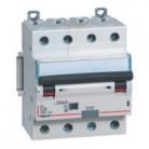 Disjoncteur différentiel tétrapolaire 16A type Hpi 30mA