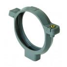 Collier de fixation à bride PVC 80