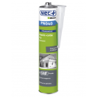 Mastic-colle PU bâtiment PN040 blanc - 310mL